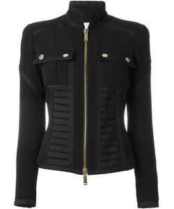 Dsquared2 | Zip-Up Military Bustier Jacket