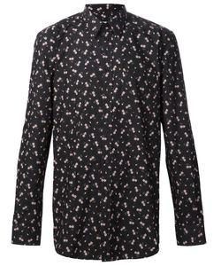 Givenchy | Рубашка С Цветочным Узором
