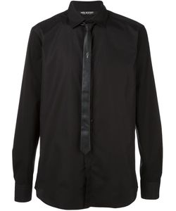 Neil Barrett | Рубашка С Галстуком