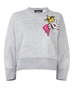 Dsquared2 | Dean Punk Patch Sweater