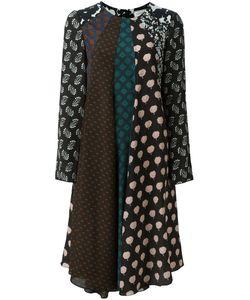 Lanvin | Платье С Панельным Дизайном