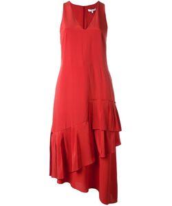 Tibi | Платье C V-Образным Вырезом