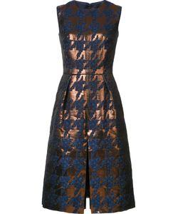 Martin Grant | Платье В Ломаную Клетку