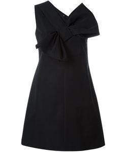 Victoria, Victoria Beckham | Платье С Бантом Спереди