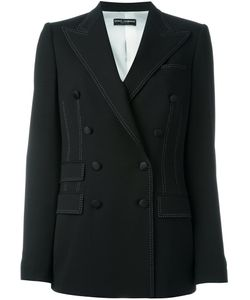 Dolce & Gabbana | Double Breasted Blazer