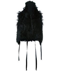 Ann Demeulemeester   Wrap Mosso Jacket