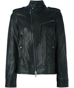 Diesel Black Gold | Байкерская Куртка На Молнии