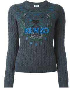Kenzo | Вязаный Свитер Tiger