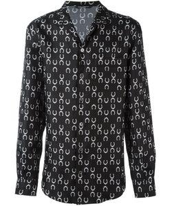 Dolce & Gabbana | Рубашка С Принтом Подков