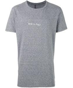 RTA | Rest In Peace Print T-Shirt