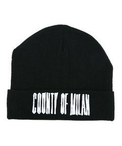 MARCELO BURLON COUNTY OF MILAN   Шапка-Бини Sajama