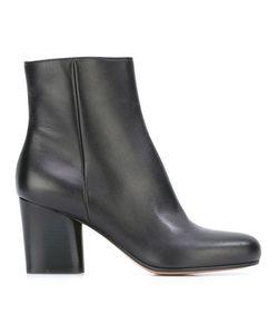 Maison Margiela | Ботинки На Массивном Каблуке