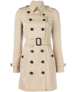 Burberry | Double Breasted Trench Coat