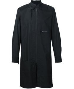 Y-3 | Многослойное Пальто На Молнии