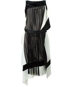 Antonio Marras | Платье С Бахромой И Поясом
