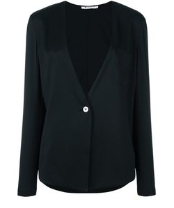 T By Alexander Wang | One-Button Jacket