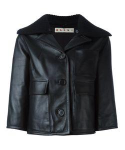 Marni   Укороченная Куртка