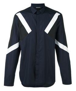 Neil Barrett | Рубашка Дизайна Колор-Блок