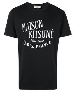 Maison Kitsune | Футболка С Принтом Логотипа