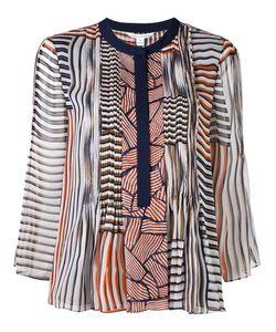 Diane Von Furstenberg | Блузка С Графическим Принтом