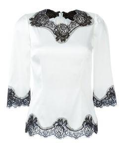 Dolce & Gabbana | Кружевная Блузка