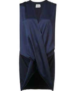 Solace | Блузка Ronnie С Перекрещенным Дизайном
