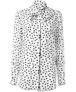 Dolce & Gabbana | Блузка В Горох