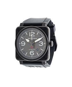 Bell & Ross   Аналоговые Наручные Часы Military Type