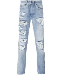 OFF-WHITE | Ripped Jeans