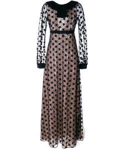 No21 | Платье С Вышивкой