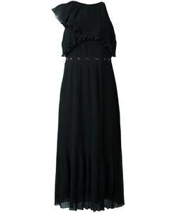 GIAMBA | Платье С Плиссировкой