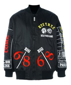 Ktz | Rule Your Game Bomber Jacket