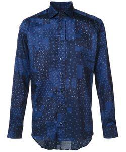 Etro | Рубашка С Принтом Пейсли