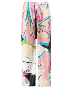 Roberto Cavalli | Tassel Wide Leg Trousers