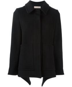 Marni | Куртка С Асимметричным Подолом