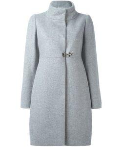 Fay | Пальто С Высоким Воротником