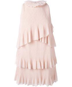 GIAMBA | Платье С Оборками
