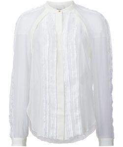 3.1 Phillip Lim | Рубашка С Необработанными Краями
