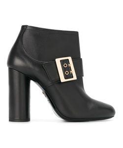 Lanvin | Ботинки На Каблуке