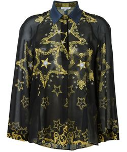 Versace Collection | Loose Fit Star Shirt
