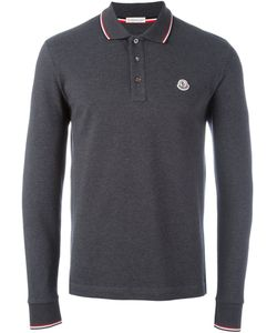 Moncler | Long Sleeve Polo Shirt