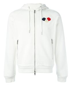 Moncler | Logo Plaque Hoodie