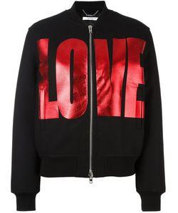 Givenchy | Куртка Бомбер С Принтом Love