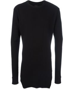 THOM KROM | Long Ribbed Sweater