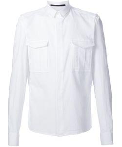 Haider Ackermann | Рубашка В Стиле Милитари