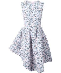 JOURDEN | Asymmetric Duvet Dress