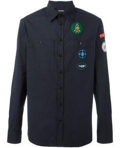 Raf Simons | Рубашка С Нашивками