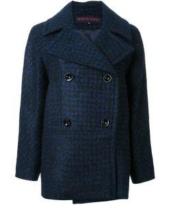 Martin Grant | Двубортное Пальто