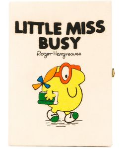 Olympia Le-Tan | Клатч-Книга Little Miss Busy