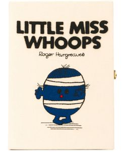 Olympia Le-Tan | Клатч-Книга Little Miss Whoops